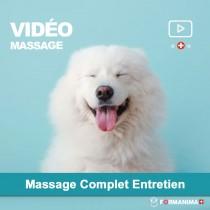 Massage Complet d'Entretien - Vidéo